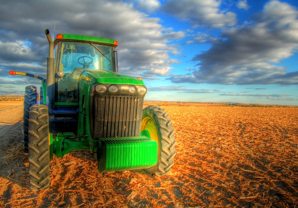 tractor loan for bad credit