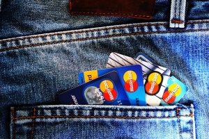 Demagnetized Credit Cards